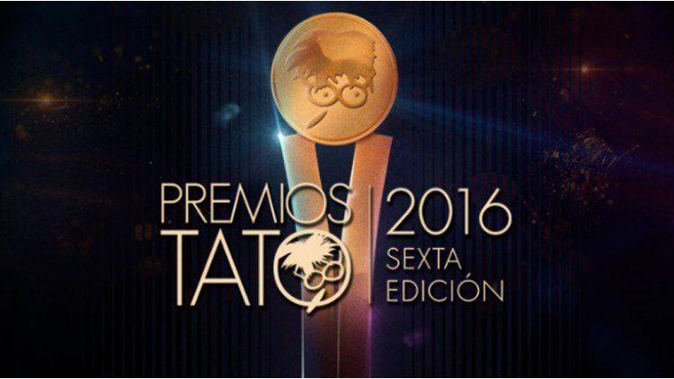 Los ganadores a los Premios Tato 2016