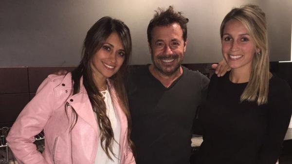 Antonella Roccuzzo se lanza como empresaria con Ricky Sarkany.
