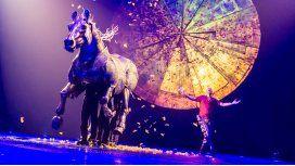Nueva muerte en el Cirque du Soleil
