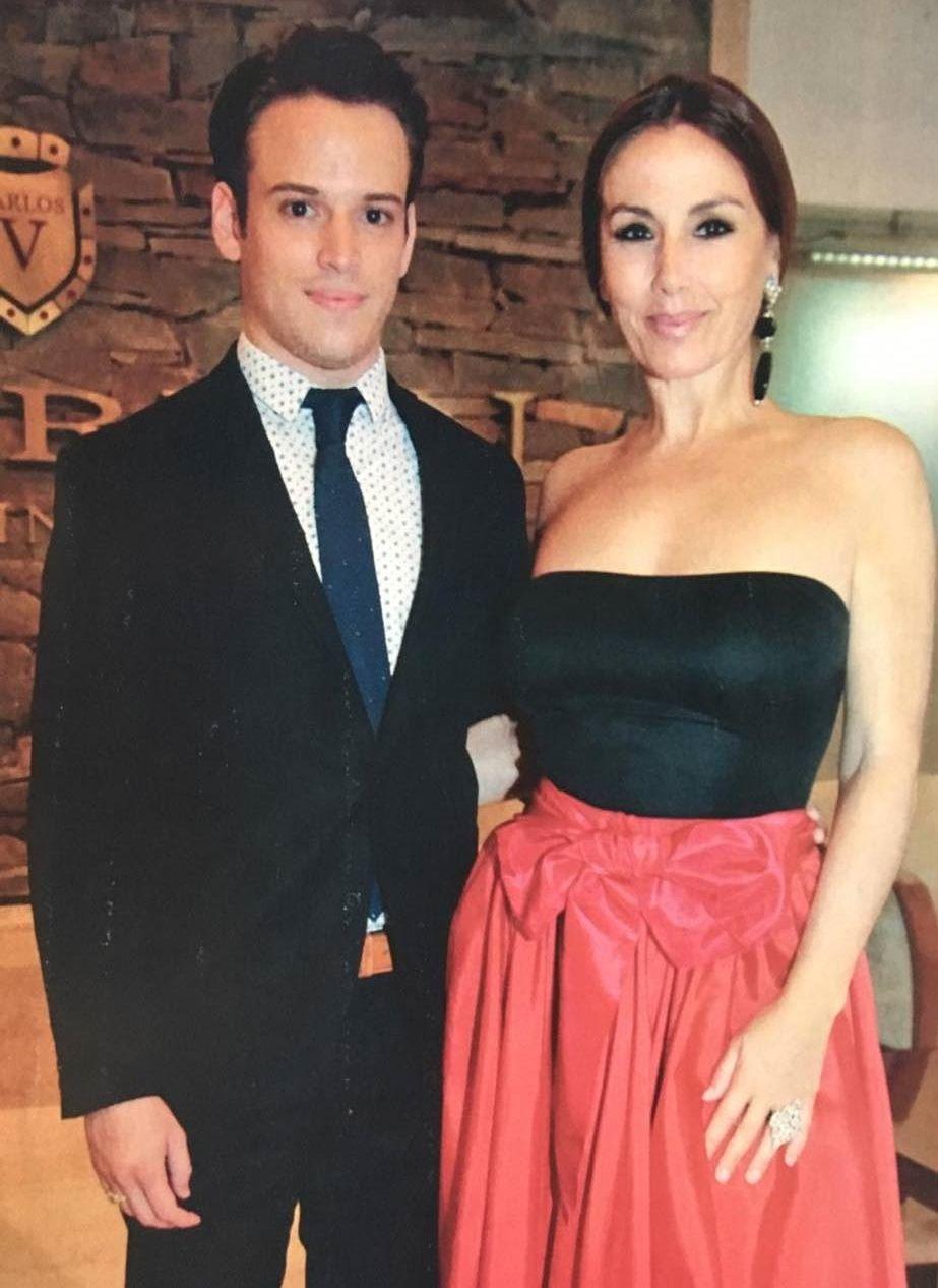 Santiago García Rosa y Viviana Saccone