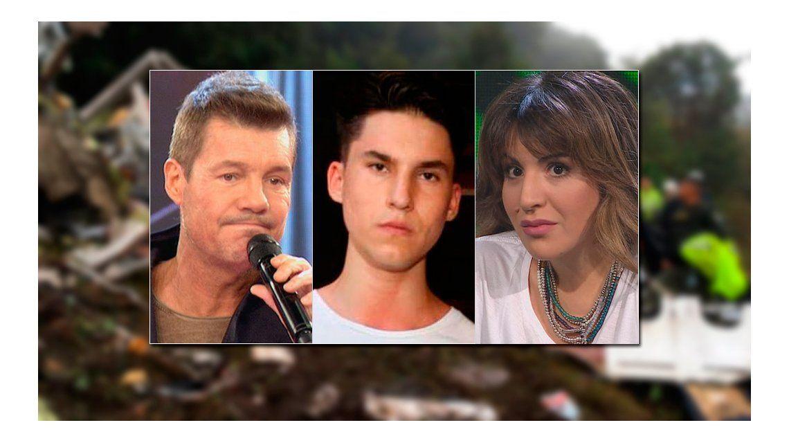 Chapecoense: los famosos expresaron su dolor por la tragedia