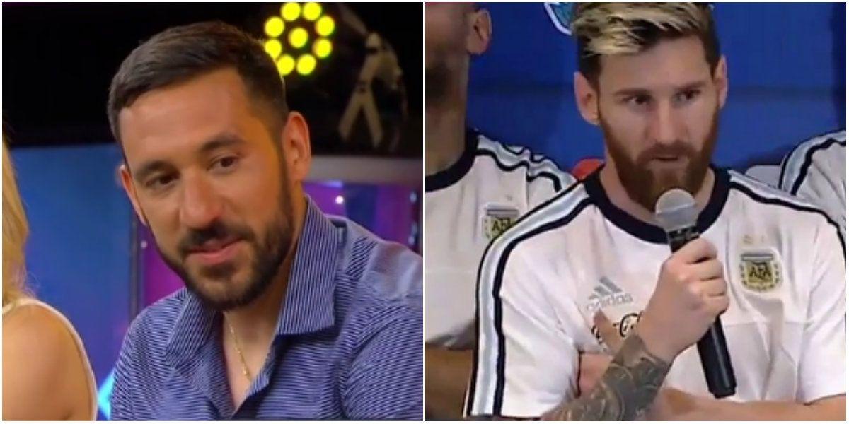 Jonás Gutiérrez opinó sobre la decisión de la Selección de no hablar con la prensa.