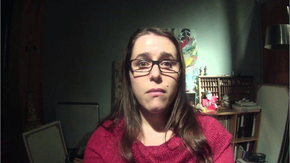 La fuerte denuncia de Malena Guinzburg