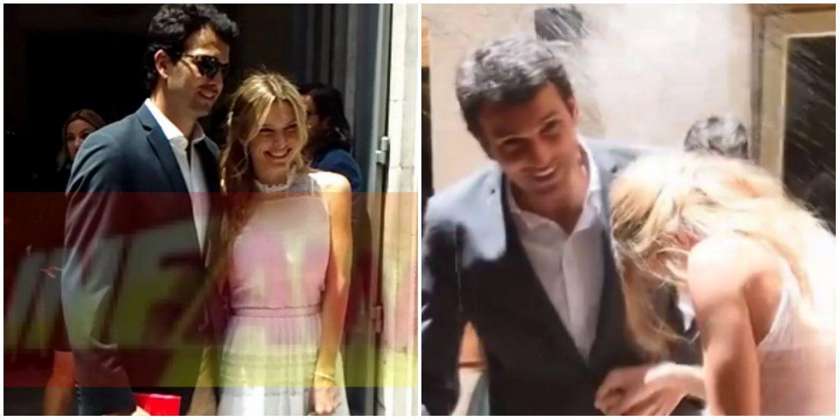 Sofía Zámolo se casó con Joe Uriburu.