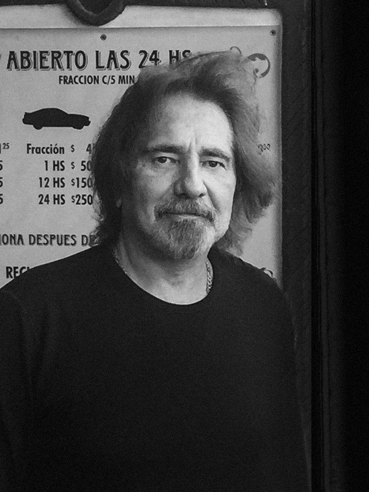 Ozzy Osbourne en la Argentina con Black Sabbath.