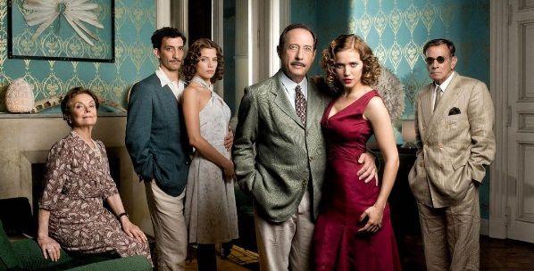 Los que aman, odian, el film que protagoniza Luisana Lopilato.