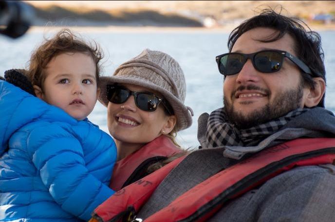 Sabrina Garciarena estaría embarazada de su segundo hijo.