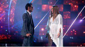 Jennifer Lopez y Marc Anthony hicieron un cover de Pimpinela
