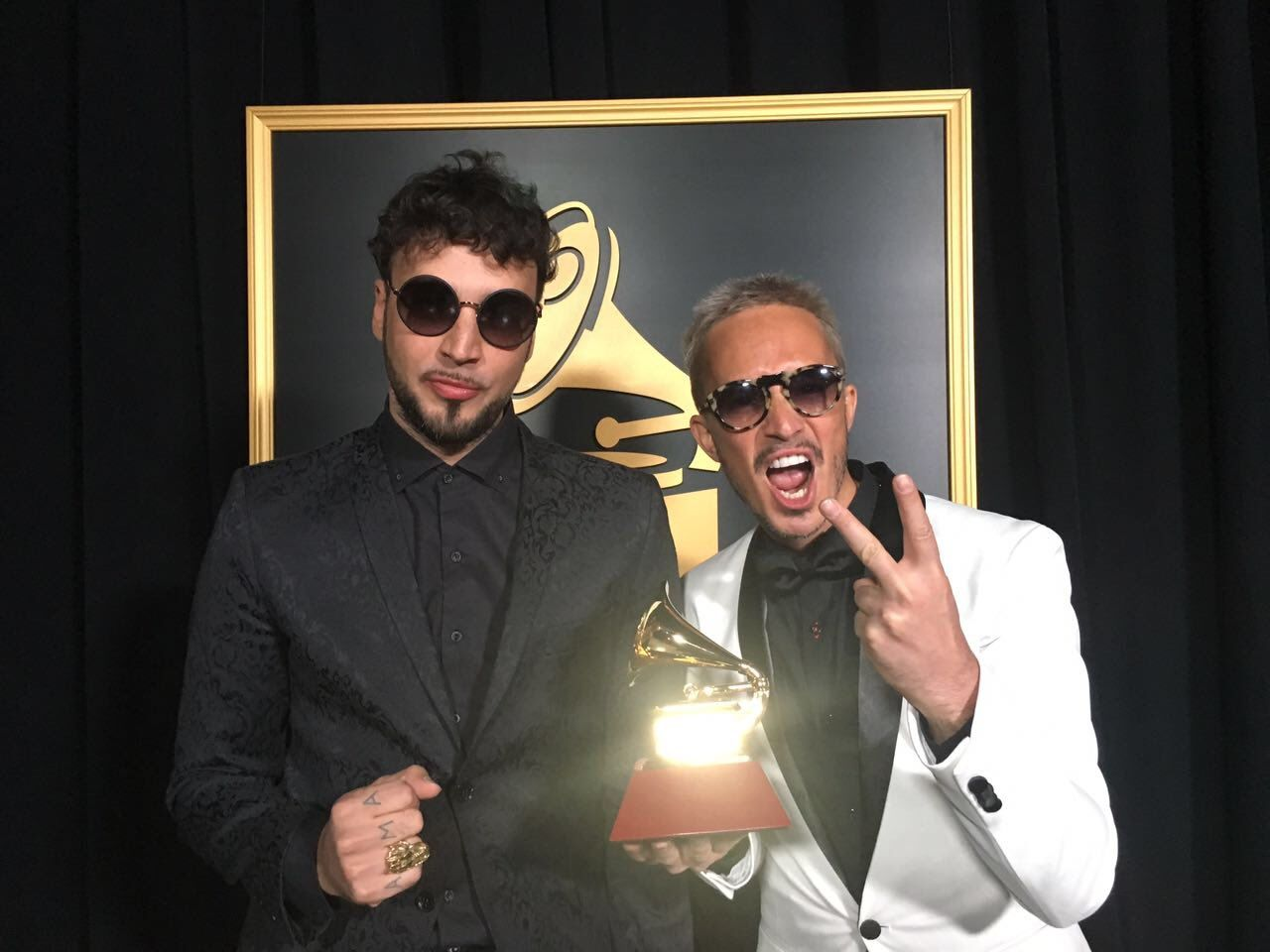 Grammys Latinos: Illya Kuryaki se llevó dos premios