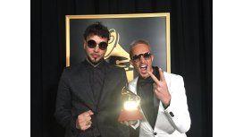 Premios Grammys Latinos: los Illya Kuryaki se llevaron dos estatuillas