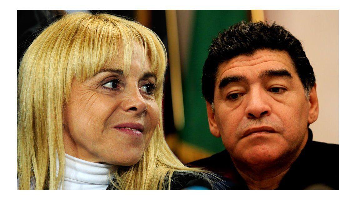 Villafañe fue a la audiencia por los objetos de Diego