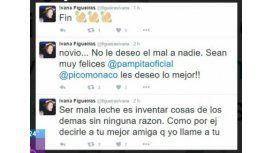 La palabra de Ivana Figueiras en Twitter