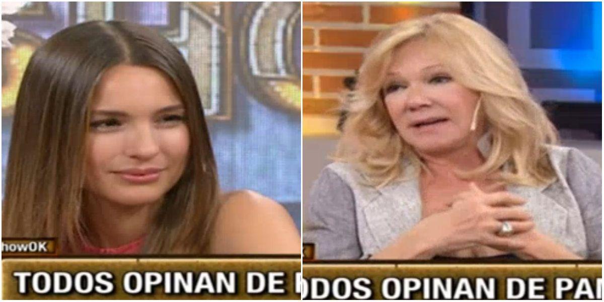 Emotiva devolución de Solita Silveyra a Pampita con el recuerdo de Blanca