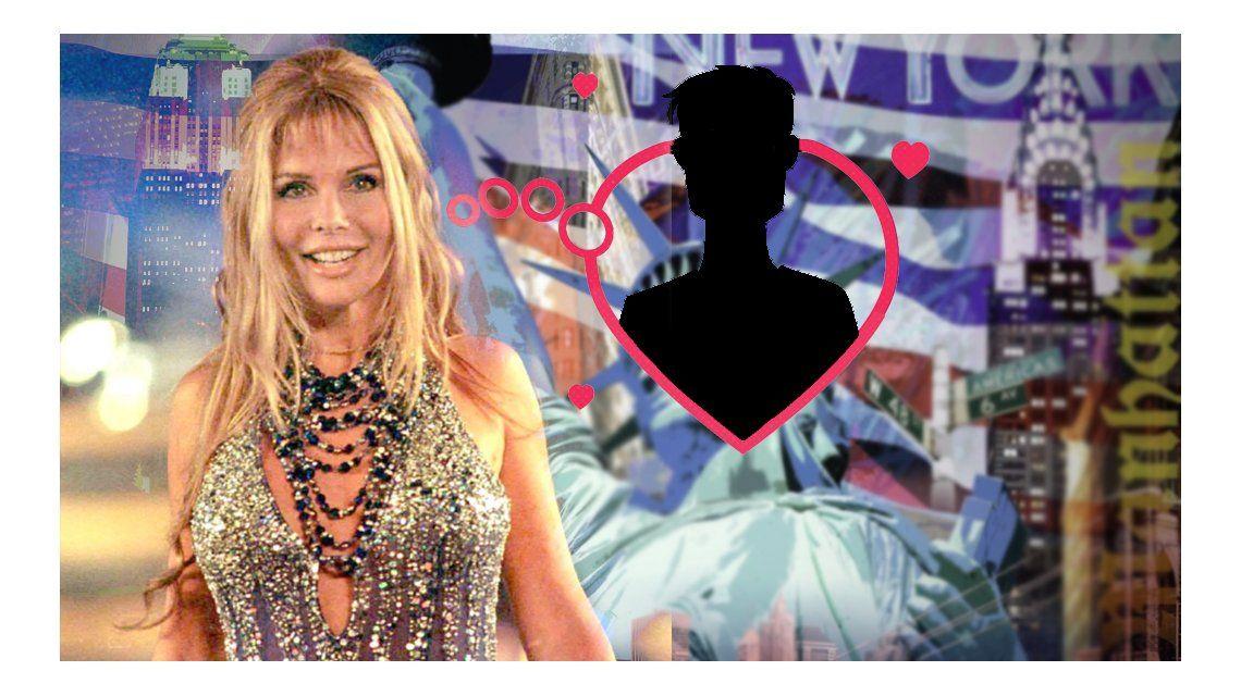 La insólita forma en que Graciela Alfano conoció a su nuevo novio en Nueva York