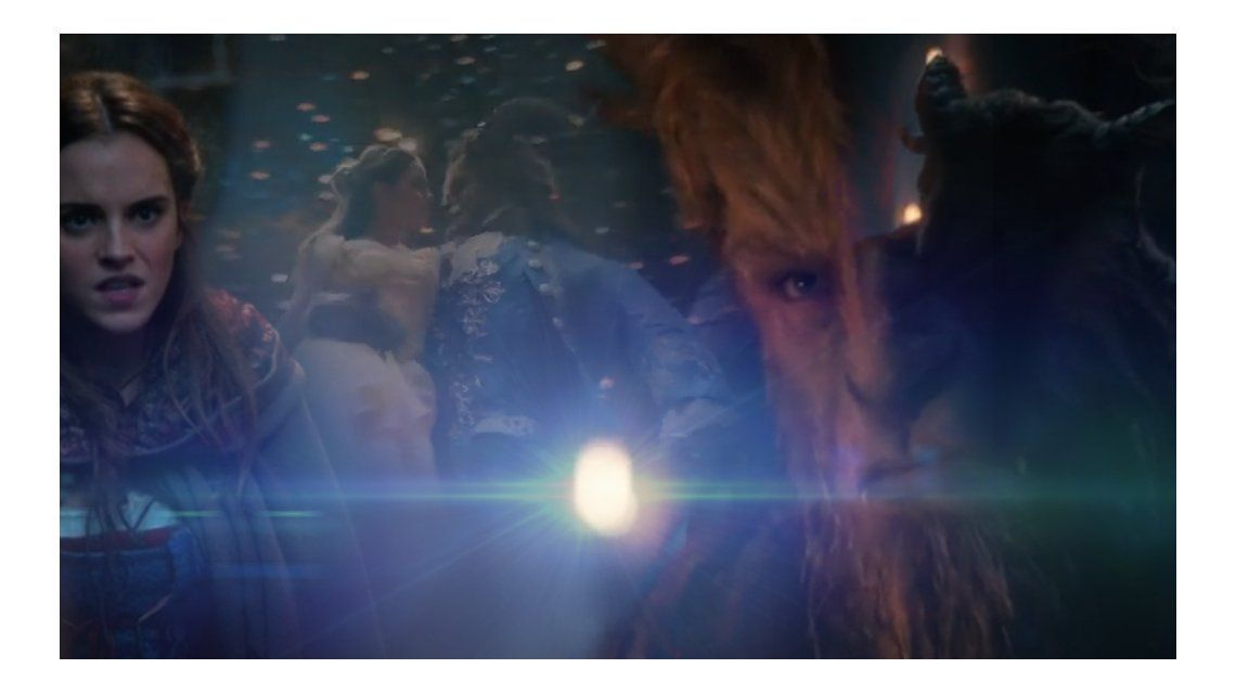El trailer de La Bella y la Bestia.