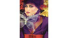 Irreconocible, Xuxa en revista Caras