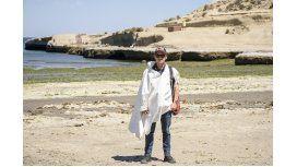 Tomás Fonzi en Puerto Madryn