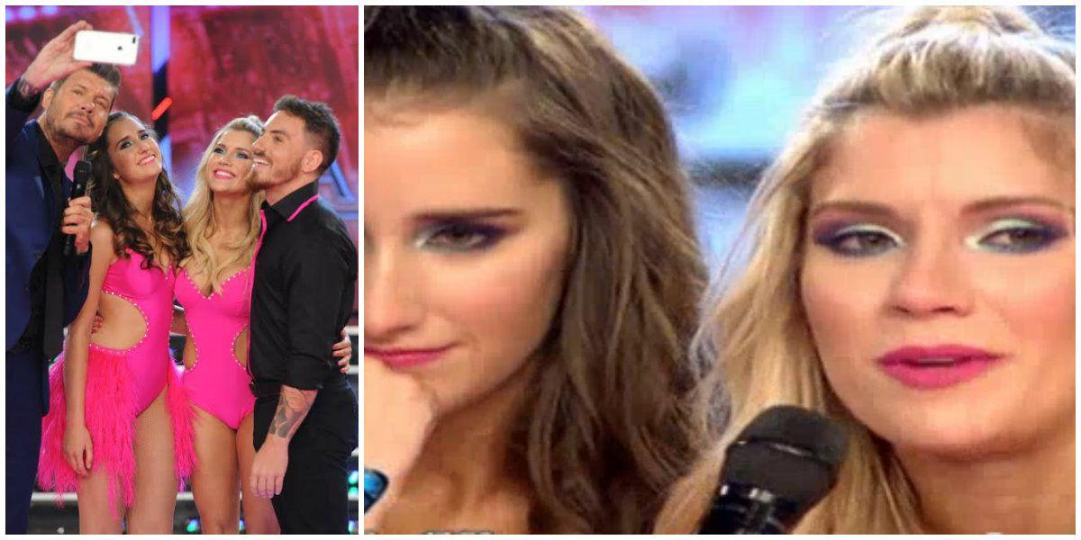 Laurita Fernández bailó con su hermana y estallaron de emoción: Nos contuvimos mucho de chicas
