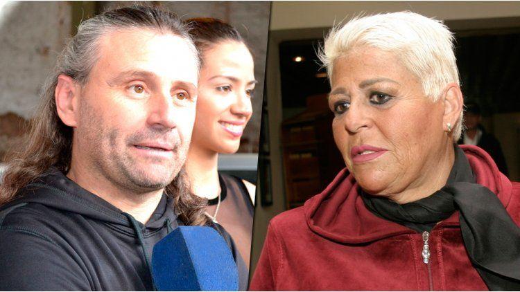 Marcos Di Palma estalló contra María Martha Serra Lima