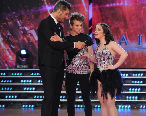 Ángela Torres en ShowMatch.