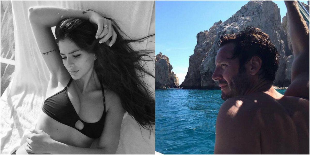 La China Suárez y Benjamín Vicuña disfrutaron de sus vacaciones en México.