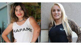 Picantes tuits de Gianinna Maradona contra Rocío Oliva: mira cómo la apodó