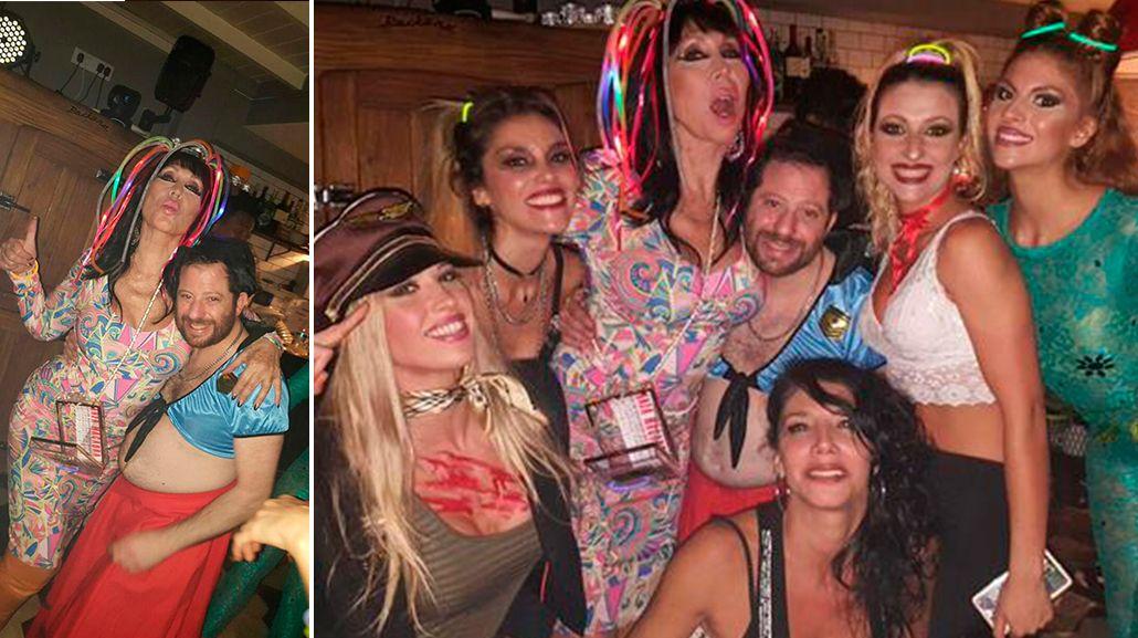 Halloween de Moria y Ottavis: