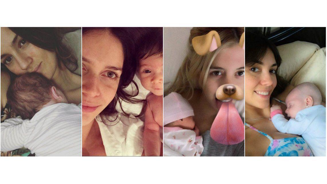 La desopilante conversación de Paula, Zaira, Wanda y Floppy sobre bebés y pañales