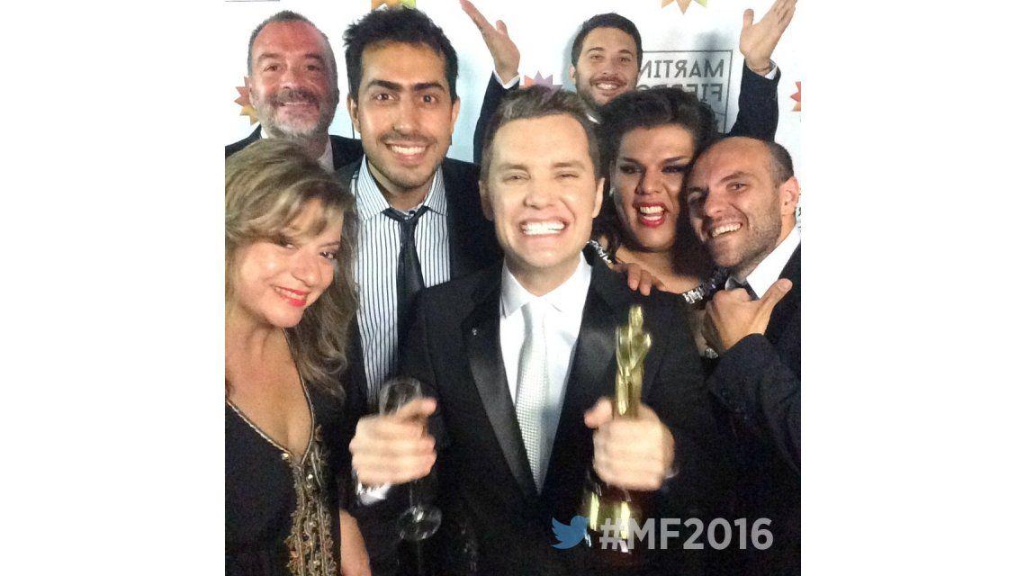 Mañanas Campestres ganó el Martín Fierro de radio como Mejor programa de la mañana FM
