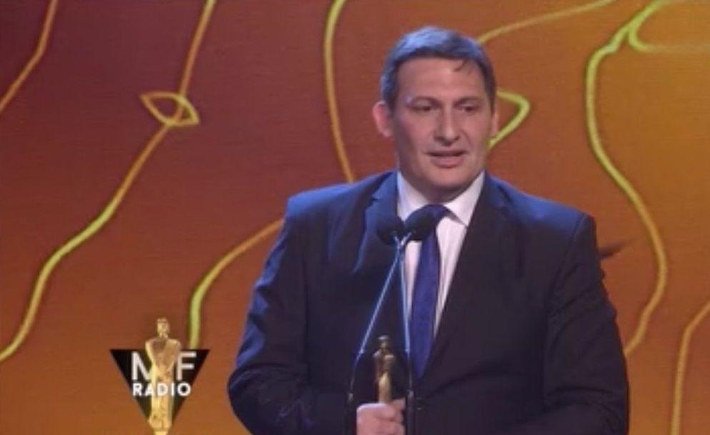 Paulo Kablan ganó el Martín Fierro como Mejor columnista policial/judicial