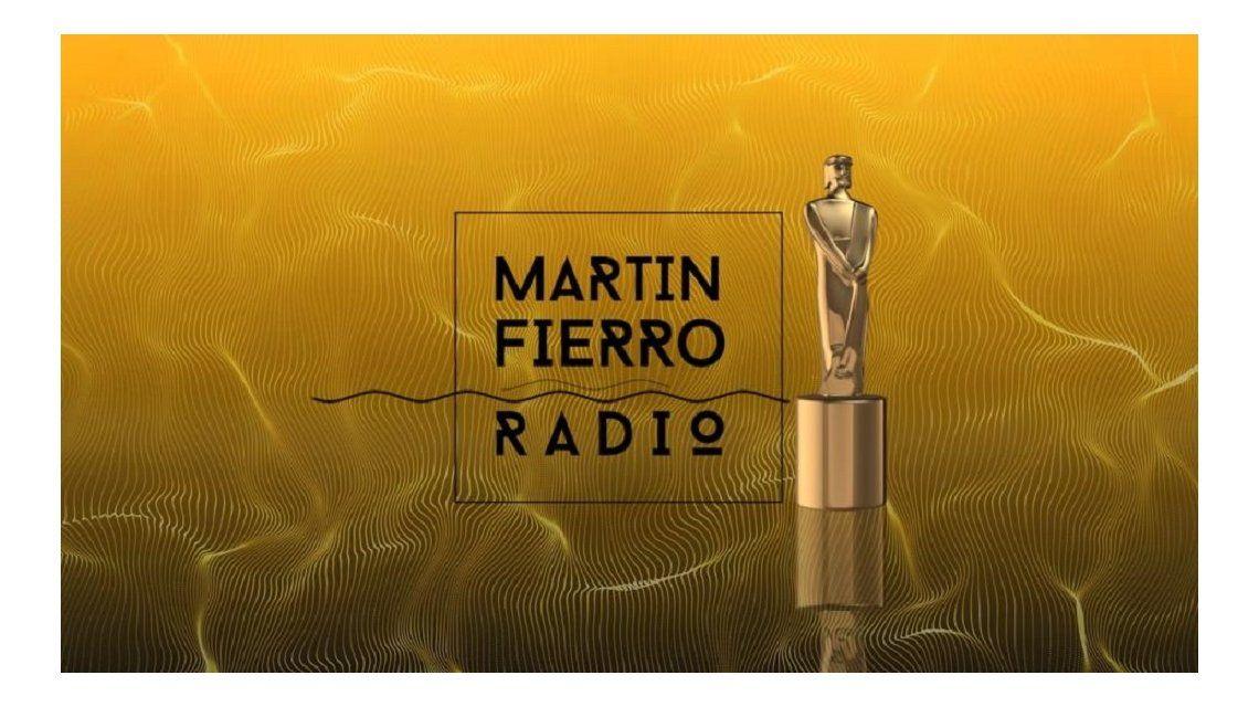 Se entregan los premios Martín Fierro de radio: todo lo que tenés que saber