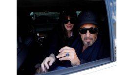 Al Pacino en Buenos Aires.