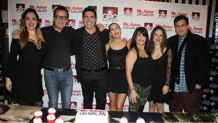 Suspendieron la función de Matías Alé en La Pampa.