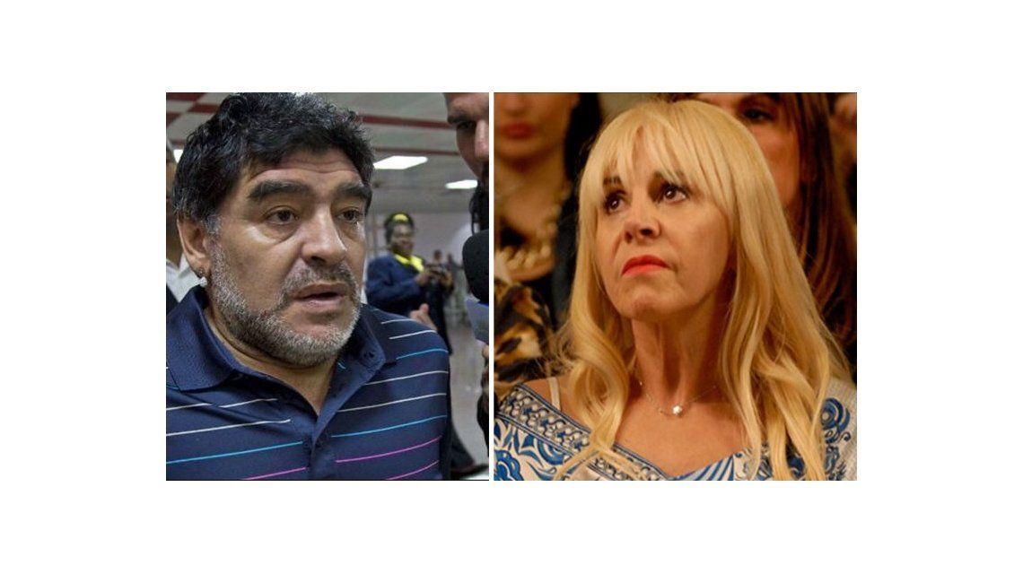 Maradona: Ni entregando cualquier parte de su cuerpo