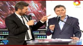 Fredy Villarreal imitó nuevamente a Mauricio Macri.