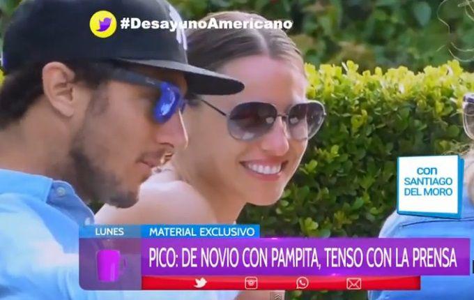 Pico y Pampita