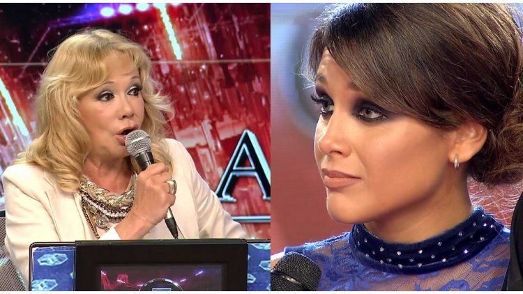 Fuerte cruce entre Soledad Silveyra y Barbie Vélez.