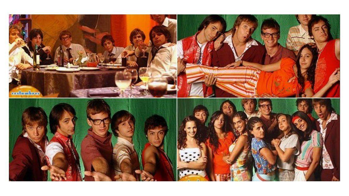 Así están hoy los chicos de Costumbres Argentinas.