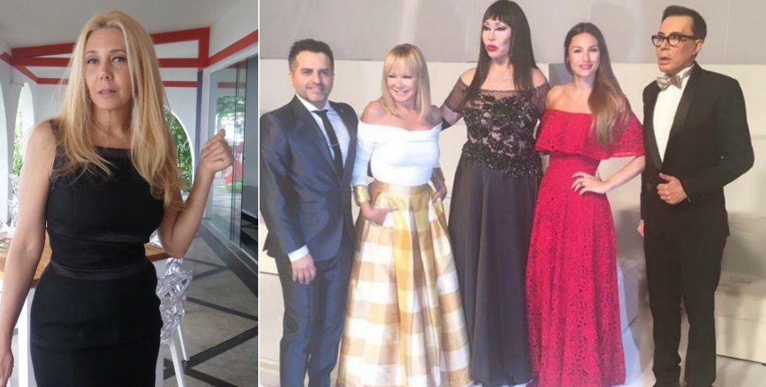 Mariana Nannis se postula para el jurado del Bailando