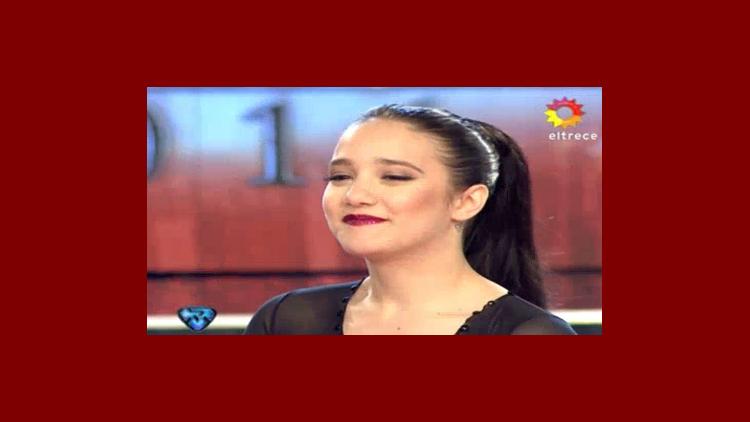 Ángela Torres blanqueó su nuevo romance en ShowMatch.
