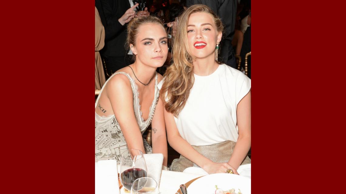 La modelo y la actriz mantendrían un romance