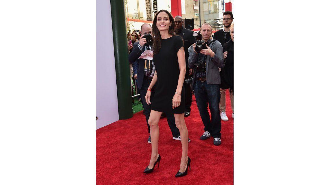 El presente de Angelina Jolie