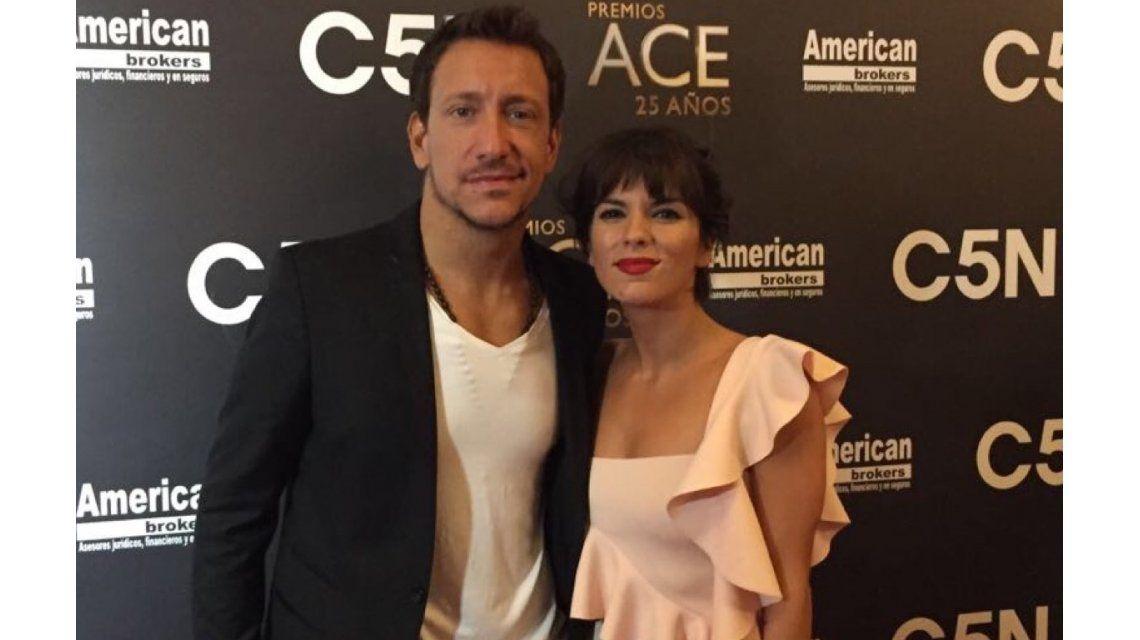 Nicolás Vázquez y Gimena Accardi
