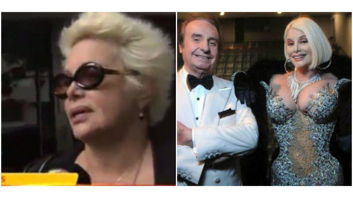 Carmen Barbieri reconoció que le pegó a Santiago Bal.