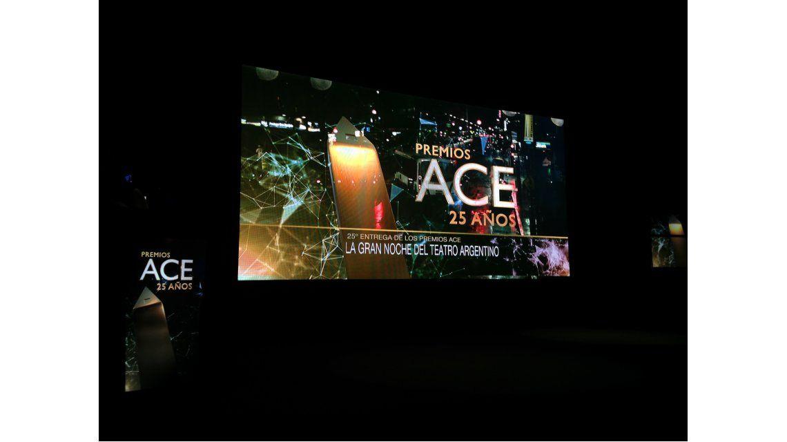 Los premios ACE 2016.