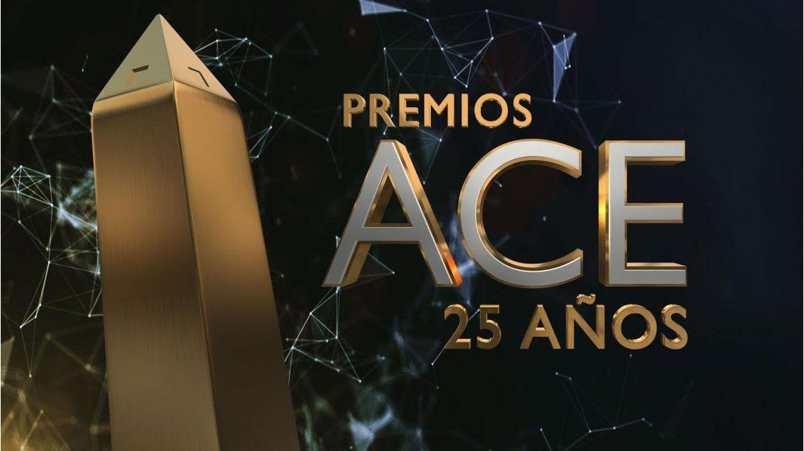 Se entregan los Premios ACE por C5N.