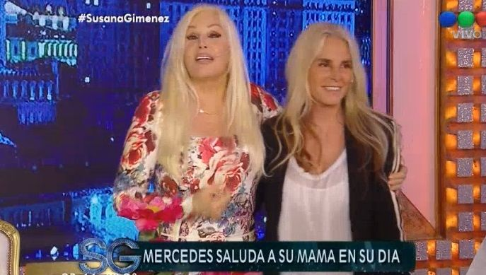 Susana Giménez y Mecha