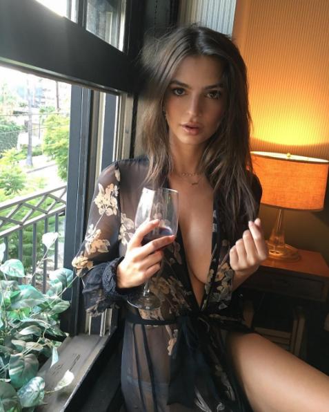 Muy sexy en Instagram