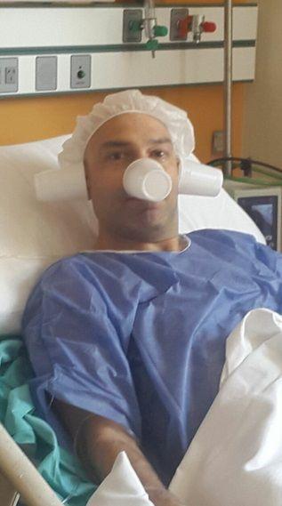 La salud de Freddy Villarreal.