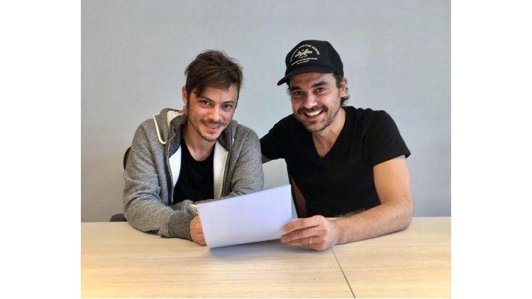 Pedro Alfonso y Tomás Fonzi serán los protagonistas de Abracadabra.
